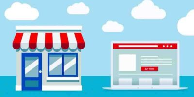move a shop to online retail