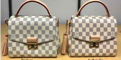 fake or genuine Louis Vuitton bag