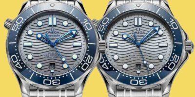 fake or genuine Omega watch