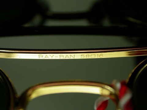 fake or genuine Ray-Ban sunglasses
