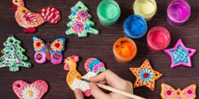 make salt dough crafts