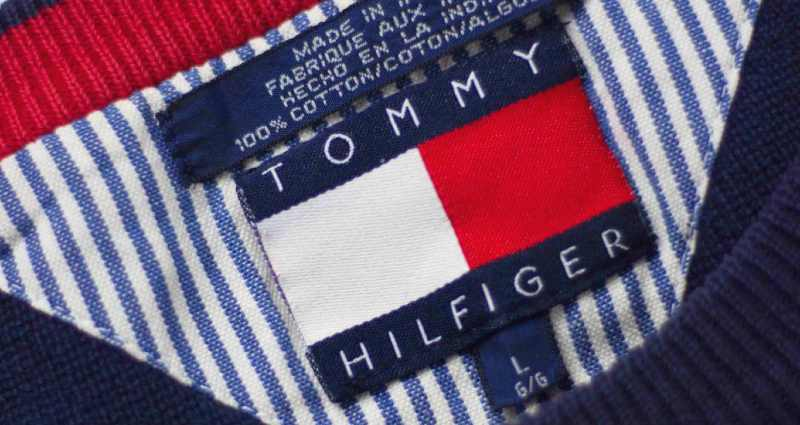 the best ways to tell a fake or genuine Tommy Hilfiger sweater