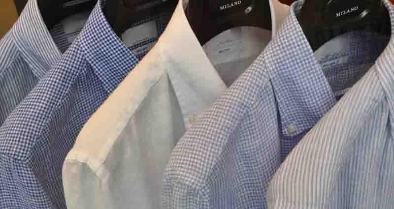 best ways to clean shirt collars