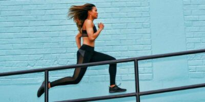 add interval training to running