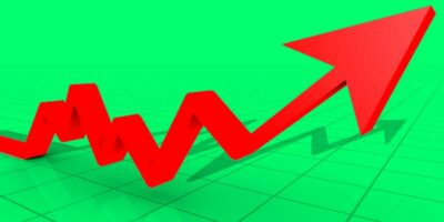 calculate an annual growth rate