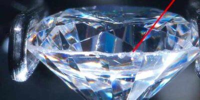fake or real diamond