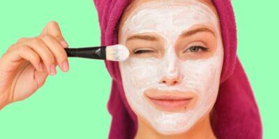 make a peeling exfoliant for acne