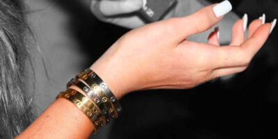 best ways to identify a fake Cartier Love bracelet