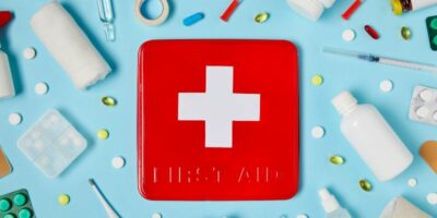 create a first aid kit