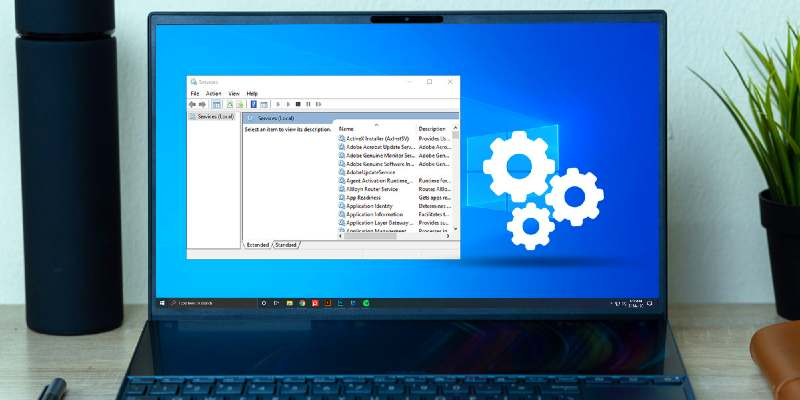 disable Windows 10 services