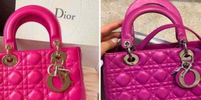 fake or genuine Dior bag 2 (1)