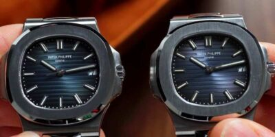 fake or genuine Patek Philippe Nautilus