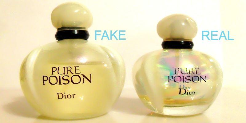 fake vs genuine perfume