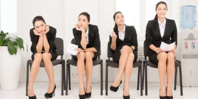 the right body language in business
