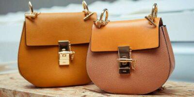 How to tell a genuine Chloé handbag (1)
