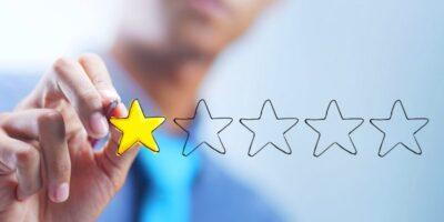 avoid bad customer reviews
