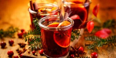 easy mulled wine recipes