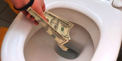 how to fix leaking toilet