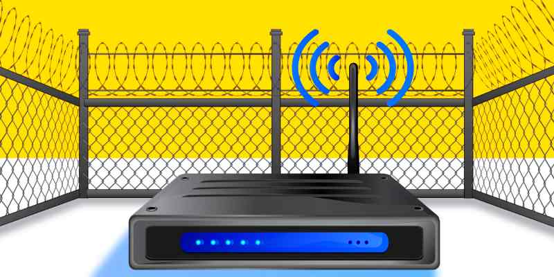 improve router network security