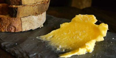 make butter at home easily
