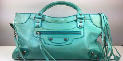 ways to spot a fake from genuine Balenciaga bag