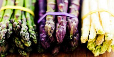 how to prepare asparagus - white green purple2 (1)
