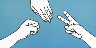How to win rock paper scissors