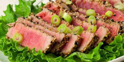 how to cook tuna steaks