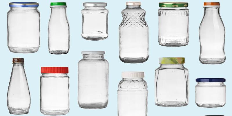how to get labels off jars and bottles