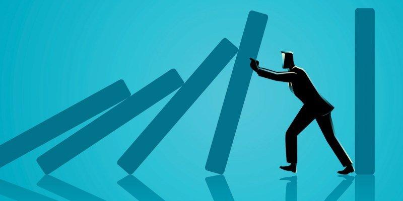risk in a business - risk management plan