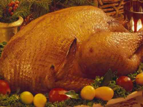 how to cook a turkey in the oven