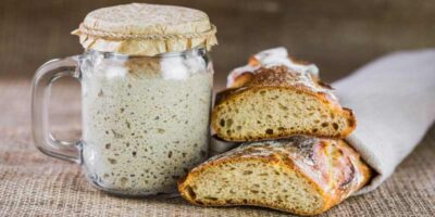 how to feed sourdough starter