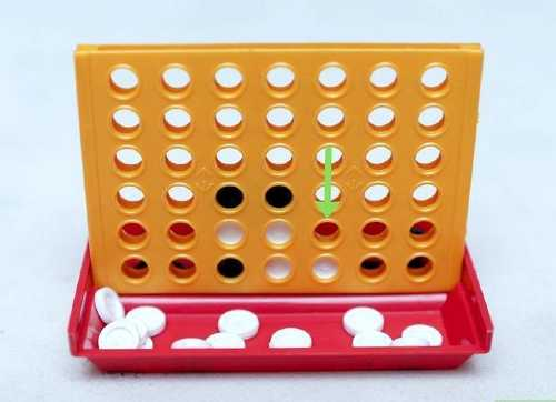 How to win Connect 4
