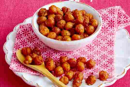 how to cook chickpeas - chilli chickpea nibbles (1)