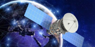 Satellite internet service in rural areas