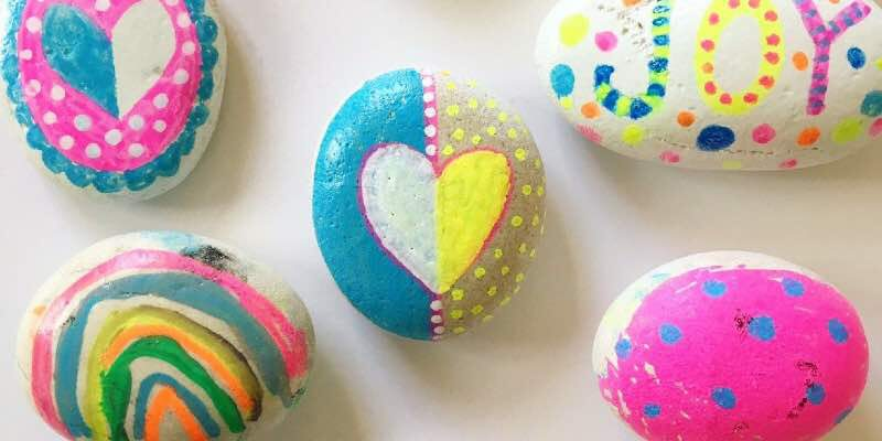 Paint marker craft projects