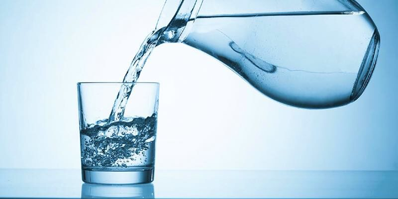 Remove fluoride from water with a filter