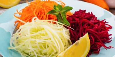 how to julienne carrot