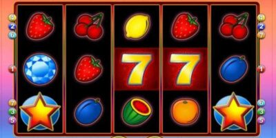 slot machine features and options