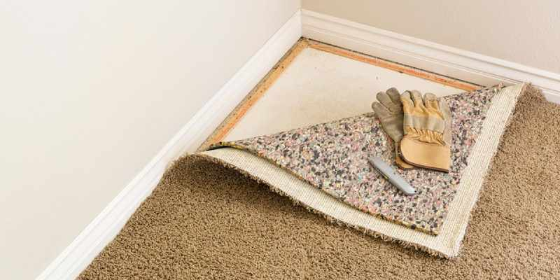 how to remove carpet