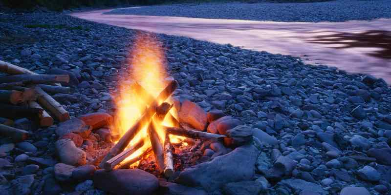 how to make fire with sticks
