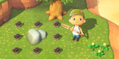 how to get iron nuggets in Animal Crossing