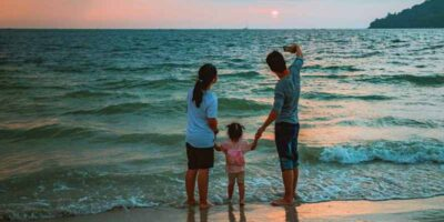 travel abroad with family