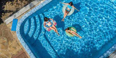 how to build a backyard pool