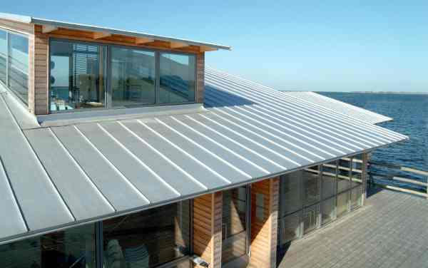 sustainable metal roofing for houses