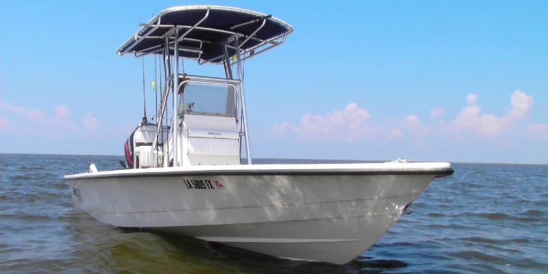 protect a t-top boat
