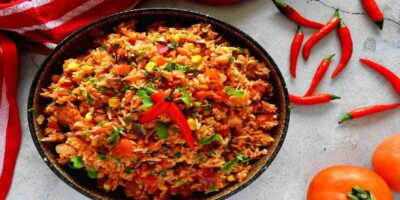 mexican rice recipe easy (1)